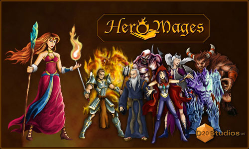 Hero Mages